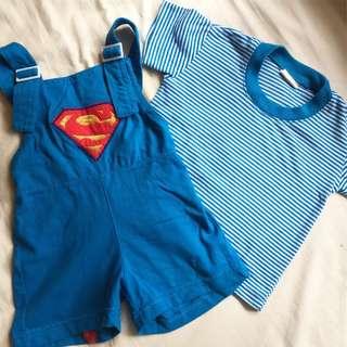 Superman Terno
