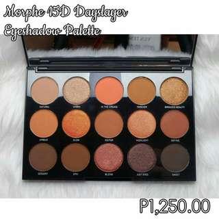 Morphe 15D dayslayer eyeshadow palette