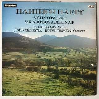 Harry Violin Concerto & Variations on a Dublin Air CHANDOS Super Analog 1044