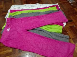 Children legging and trousers