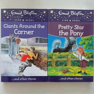 Giant Around The Corner &  Pretty Star The Pony