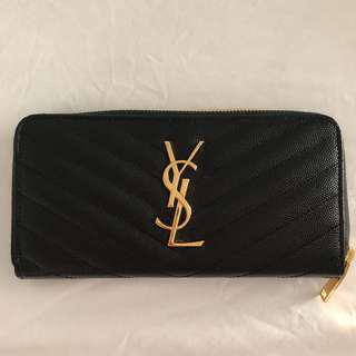 NEW Saint Laurent Wallet