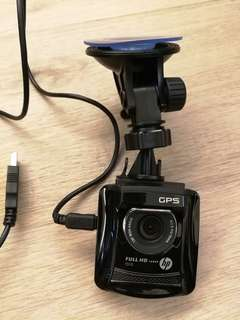 hp f310 行車記錄儀 car camcorder high density