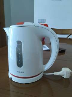 Philips cordless water kettle