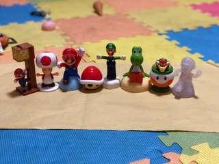 Mario Toys Collection