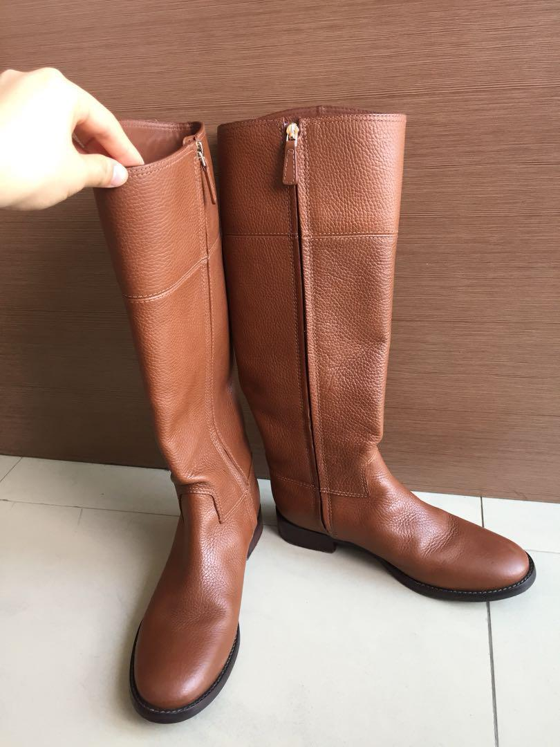 100% Authentic Tory Burch Boots