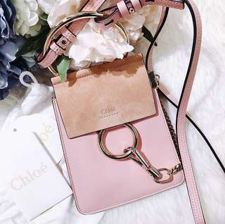 Chloe Faye Mini Crossbody