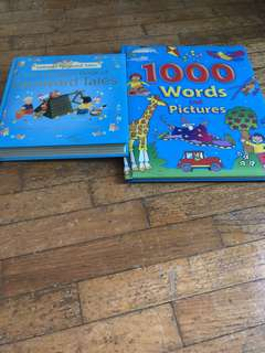 Two very new books for children