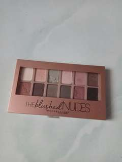 Maybeline blushed nudes