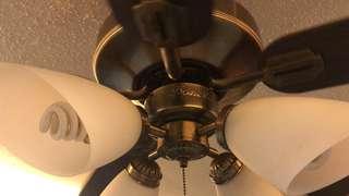 Cheap Ceiling Fan Repair Services