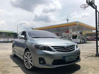 Toyota Altis 2011 V For Swap