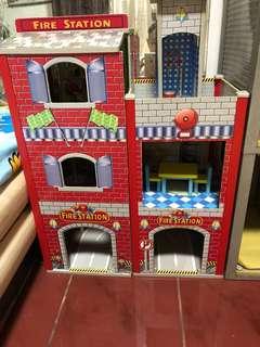 Fire Station Toys