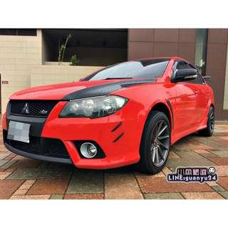 2008 Mitsubishi Lancer Fortis 2.0