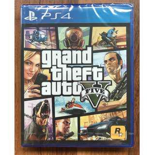 Ps4: Grand Theft Auto V [R3]