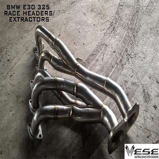 BMW E30 325 RACE HEADER EXTRACTOR EXHAUST