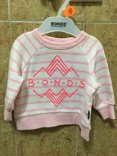 Bonds pullover