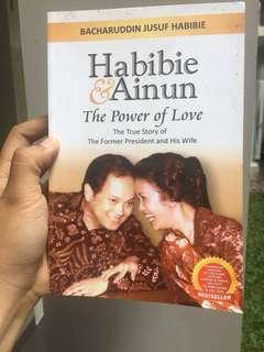 Habibie & Ainun The Power of Love (dalam bhs Inggris)