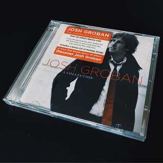 Josh Groban: A Collection - CD Album