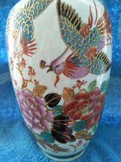 Chinese Painting Vase.