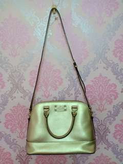 Kate Spade Rose Gold Wellesly Rachelle