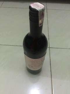 Wine new leaf Shiraz Cabernet sauvigno ( Harga nego )