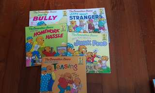 The Berenstain Bears Books