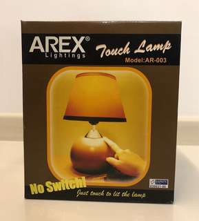 AREX Lighting Touch Lamp