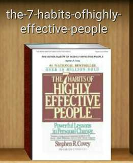 The 7 Habits of Highly Effective People - Ebook