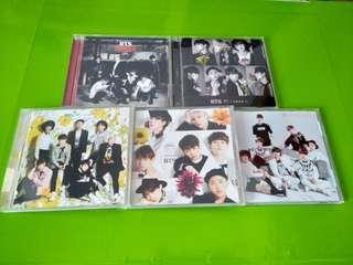 韓流防彈少年團CD多買多送