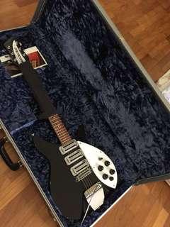 Rickenbacker 325c64 Miami John lennon beatles guitar