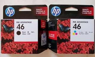 Cartridge printer HP 2520 HC