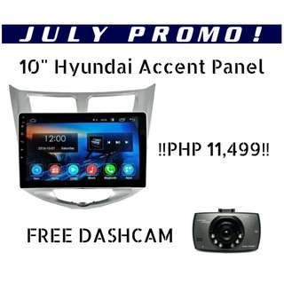 "10"" Hyudani Accent Panel"