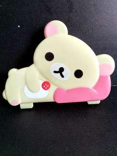 二手正貨日本限定版熊仔盒