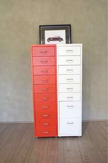 Audrey 8 and 10 drawer