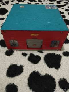 Matchbox Pop-up Firehouse (Preloved)