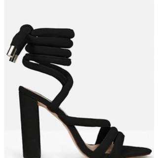 Mode collective Harper heels