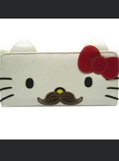 原裝正貨 激低價 Hello Kitty 時尚長款型銀包 卡位 送禮 生日禮物