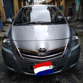 TOYOTA VIOS 1.5 AUTO #July100