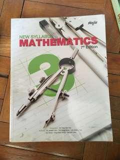 Shinglee Sec 3 math textbook