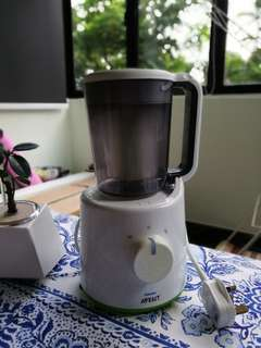 🚚 Philips Avent Blender & Steamer