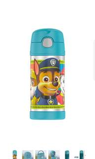 Thermos Funtainer 12 Ounce Bottle 12-Ounce Paw Patrol