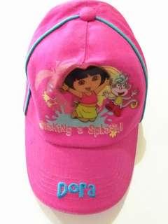 Preloved Dora Cap 48cm