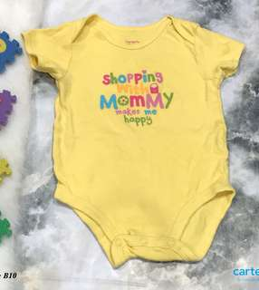 Yellow Baby Rompers