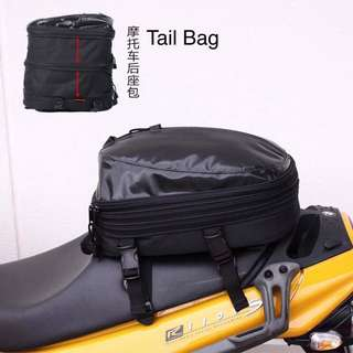 Motor Tail Bag / Backpack