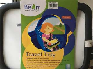 Little Bean Car Seat Travel Tray