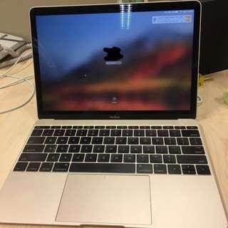 macbook 12inch m3 2016