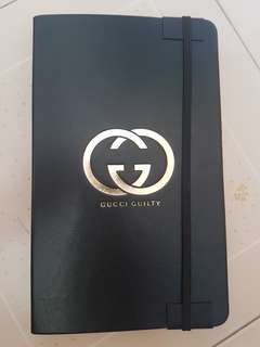 🚚 Gucci note book limited edition