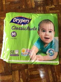 Drypers classic pantz