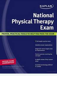 Kaplan National Physical Therapy Exam PDF Copy