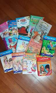Bundle Children Books for Nursery to Kindergarten
